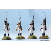 Napoleonic  Austrian 'German' Infantry pas cher