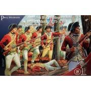 Infanterie Britannique Guerre d'Indépendance Américaine pas cher
