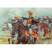Napoleonic British Hussars 1808-1815 pas cher