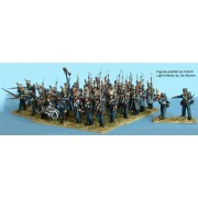 French Napoleonic Infantry pas cher