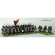 Prussian Napoleonic Line Infantry and Volunteer Jagers pas cher