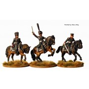 Mounted Field Officers pas cher