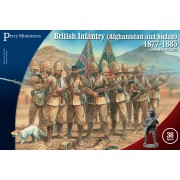 British Infantry in Afghanistan and Sudan 1877-85. pas cher