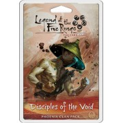 Legend of the Five Rings : The Card Game - Disciples of the Void Phoenix Clan Pack pas cher
