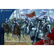 Mounted Men at Arms 1450-1500 pas cher