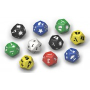 Fallout: Wasteland Warfare Accessories Extra Dice Set pas cher