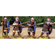 Armoured Arthurian Regular Spearmen pas cher
