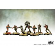 Fallout: Wasteland Warfare - Brotherhood of Steel Core Box pas cher