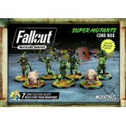 Fallout: Wasteland Warfare - Super Mutants Core Box pas cher