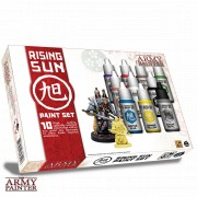 Rising Sun Paint Set pas cher