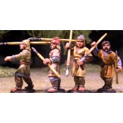 Skirmishers with Javelins pas cher