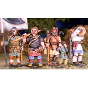 Early Saxon Characters pas cher