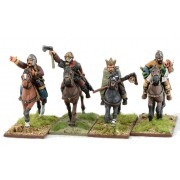 Mounted Characters pas cher
