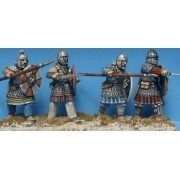 Armoured Warriors pas cher