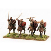Mounted Warriors, scalplock pas cher
