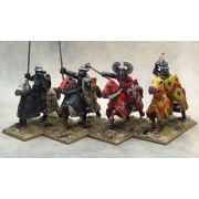 Mounted Crusading Knights (Command) pas cher