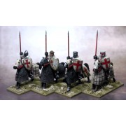 Military Order Knights Lance Upright pas cher