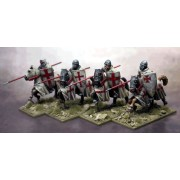 Military Order Knights Lance Couched pas cher