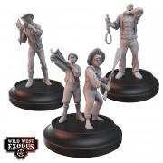 Wild West Exodus - Angry Mob pas cher