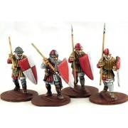 Frankish Foot (Spearmen) (Advancing) pas cher