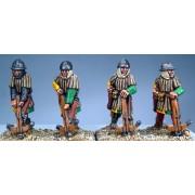 Frankish Foot (Crossbowmen) (Loading) pas cher