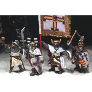 Teutonic Foot Knights (Command) pas cher