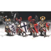 Teutonic Foot Knights (Hand Weapons) pas cher