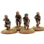 US Ranger Fire-Team (Advancing) pas cher