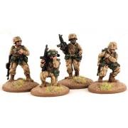 US Rangers Platoon HQ pas cher