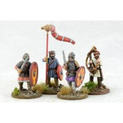 Late Roman Infantry Command (Warlord) pas cher