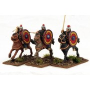 Late Roman Armoured Cavalry (Crested Helmets) pas cher