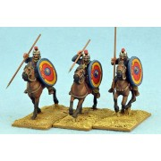 Late Roman Unarmoured Cavalry (Crested Helmets) pas cher