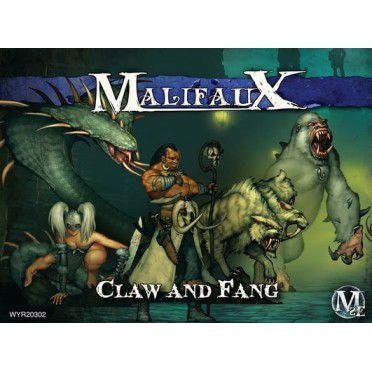Malifaux 2nd Edition Claw and Fang