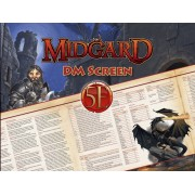 Midgard - DM Screen for 5th Edition