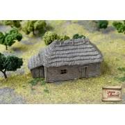 Big peasant hut pas cher