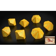 By Fire & Sword: Muscovy Dice Set pas cher