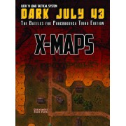 Dark July 43 - X-Maps pas cher