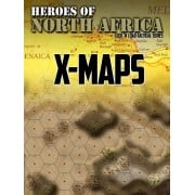 Heroes of North Africa - X-Maps pas cher