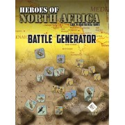 Heroes of North Africa - Battle Generator pas cher