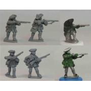 Anglo-American Militia Firing Line 2 pas cher