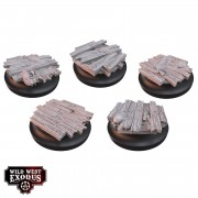 Wild West Exodus - Red Oak Small Toppers Set