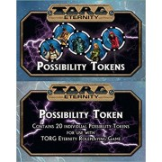 Torg Eternity - Possibility Tokens pas cher