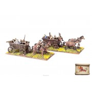 By Fire & Sword: Cossack Wagon Train pas cher