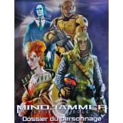 Mindjammer - Dossier du Personnage