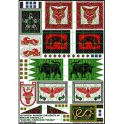 Arthurian Banners 1