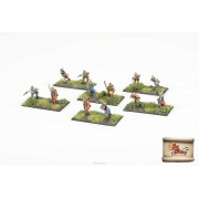 By Fire & Sword: Cossack Skirmishers pas cher
