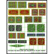 15mm Islamic Banners 1 pas cher
