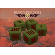 Blood Red Skies: Soviet Dice pas cher