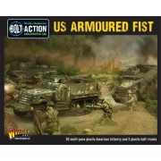Bolt Action - US Armoured Fist pas cher