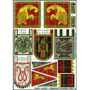 Early Saxon / Germanic Banners pas cher
